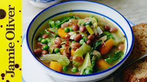 chunky vegetable soup jools oliver