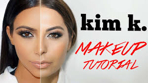 kim kardashian makeup tutorial simply