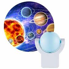 Projectables 11282 Solar System Led Projection Night Light For Sale Online Ebay