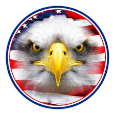 Eagle Amd American Flag Tumbler Decal Tumbler Decals Advanced Graphics Inc
