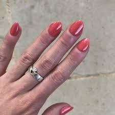 short almond nails yelp