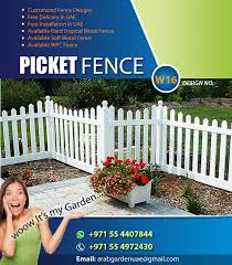 Picket Fence Wooden Fence Rental Fence Privacy Fence Neighbor Partition Fence White Fence 2015