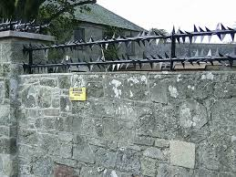 Fence Security Toppings Jacksons Security Fencing