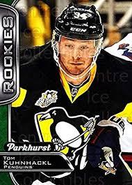 Amazon.com: (CI) Tom Kuhnhackl Hockey Card 2016-17 Parkhurst (base) 333 Tom  Kuhnhackl: Collectibles & Fine Art