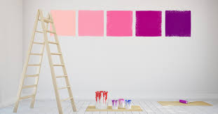 5 tips for sampling paint colours