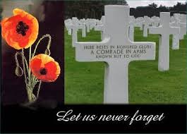 remembrance day l est we forget