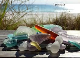 sea glass photography