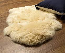 australian sheepskin rug single pelt