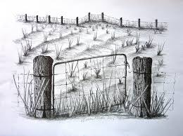 Old Farm Drawing At Paintingvalley Com Explore Collection Of Old Farm Drawing