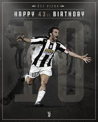Happy Birthday, Alessandro Del Piero! - Juventus.com