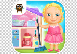 sweet baby doll house play care