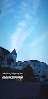 tentang curahan hati sang langit biru langit
