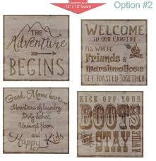 Stencil Sticker Decals For 12x12 Board Painting Parties 4 Designs