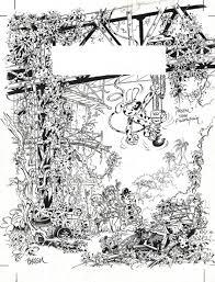 Comics Book MARSUPILAMI (The)