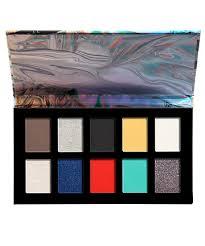 nyx professional makeup color palette