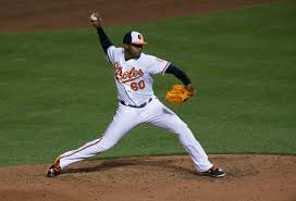 Orioles Mychal Givens Profile - Baltimore Sports and Life