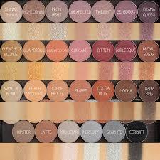 makeup geek eyeshadow pan brand