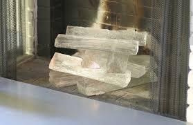 glass fireplace logs lightopia s blog
