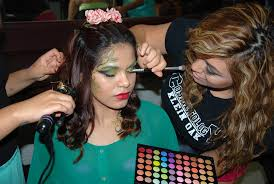 cy fair isd cosmetology students