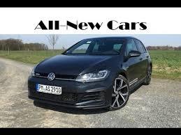the new volkswagen golf gtd facelift