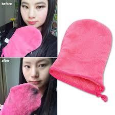 makeup remover glove saubhaya makeup