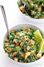 kale caesar salad gimme some oven