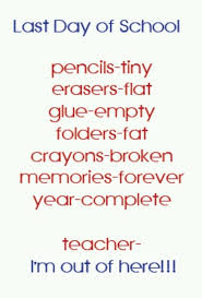 quotes about last day in school quotes