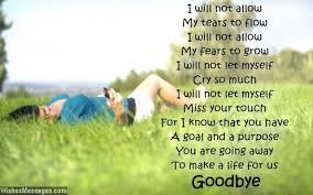 goodbye poems for boyfriend com