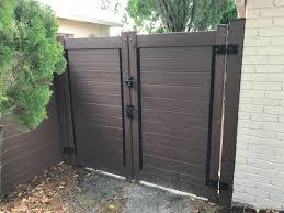 Vinyl Fences Sarasota Fl Pvc Vinyl Fencing Lakewood Ranch Fl
