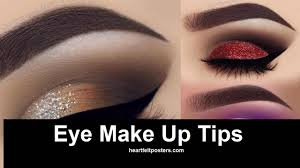 eye makeup tips heartfelt posters
