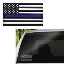 Thin Blue Red Line Usa Flag Decal Sticker For Cars Trucks Computer 6 5 11 5cm Us Flag Car Decal Window Stickers Window Sticker Signs Window Stickers From Xumeng1688 0 32 Dhgate Com