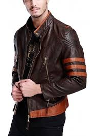 leather jackets for men india