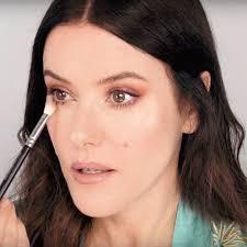 lisa eldridge make up video glowing