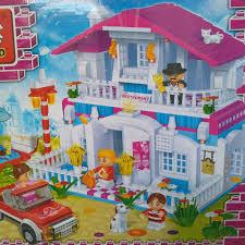 Bộ đồ chơi Lắp ráp lego 6103 Nhà Hàng cao cấp dành cho bé gái ...