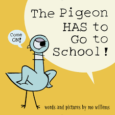 Photo of Mo Willems