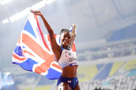 Dina Asher-Smith Running Tips: How She Got Fast