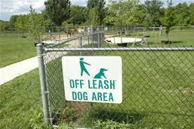 Monmouth County Park System Facilities Off Leash Dog Areas