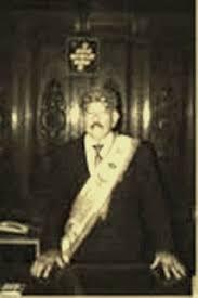 EXEQUIAS DEL PASADO SOBERANO GRAN COMENDADOR JESÚS LUCIANO ARMADA PENA, 33º  - masonerialibertaria