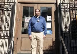 Meet Adam Schmidt, Walt Whitman Library's New Children's Librarian - BKLYNER