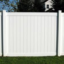 China 6ft 8ft Foot Scalloped Stock Portable Vinyl Privacy Fence Vegetable Garden China Privacy Fence Vegetable Garden 6ft 8ft Scalloped Vinyl Privacy Fence