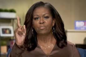 Michelle Obama speech: Joe Biden will return decency to White ...