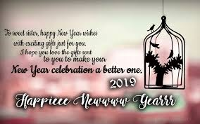 happy new year quotes for sister latest new year wishes