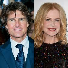 Exes Tom Cruise and Nicole Kidman Reunite for Dinner in London ...