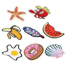 Sew Iron On Patch Cloth Bag Embroidery Applique Stickers Cloth Badges Patches Ebay