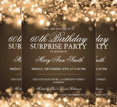 26 Surprise Birthday Invitation Templates Free Sample Example Format Download Free Premium Templates