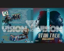 Star Trek Discovery Season 2 Blu-ray (11mm)