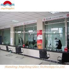 china bulletproof glass anti