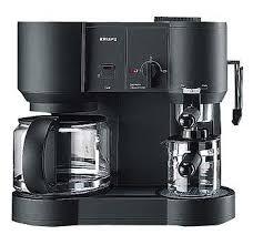 krups f866 espresso and cappuccino