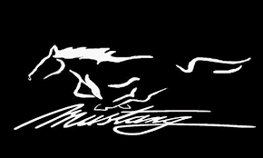 Mustang Decal Sticker Ford Truck Cars Transfer Windows Window Ford Mustang Logo Mustang Logo Mustang Cars