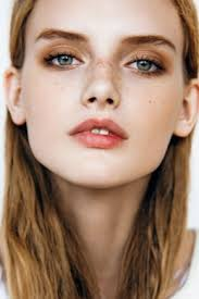 makeup with freckles 13 photos
